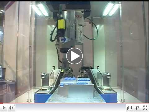 DENSO Robotics - Vision-guided robot packages fuses