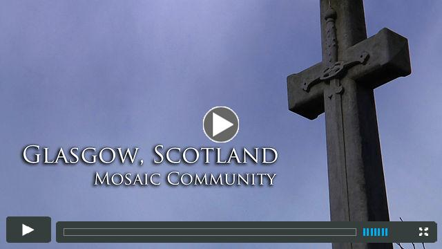 Glasgow, Scotland - Mosaic Community