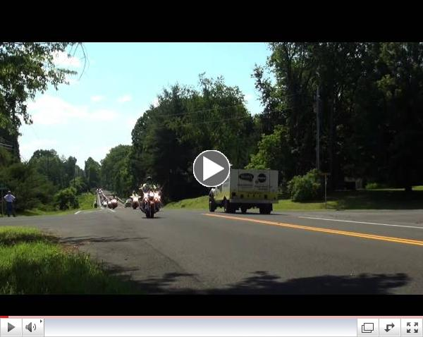2013 Ride to Benefit Jills House