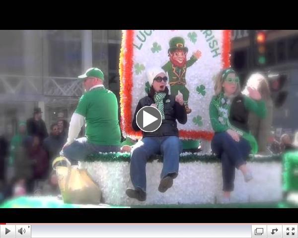 St. Patricks Day Parade - Zack Zupke