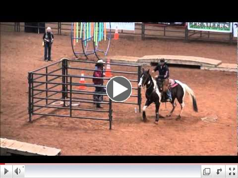 Joseph Visser Extreme Cowboy 2011 EXCA World Finals: Youth Division