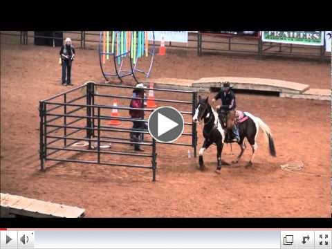 Joseph Visser Extreme Cowboy 2011 EXCA World Finals: Youth Division