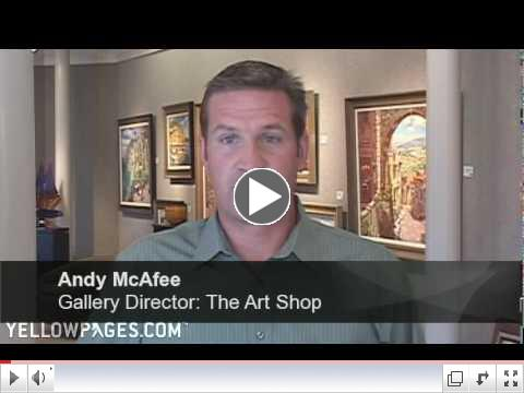 Greensboro - Art Galleries - The Art Shop