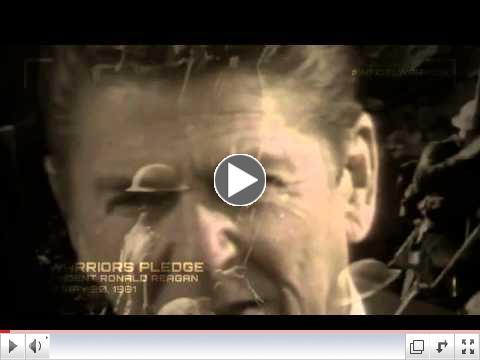 Ronald Regan Patriotic Speech