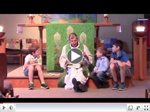 Children's Sermon: What Does Money Look Like?