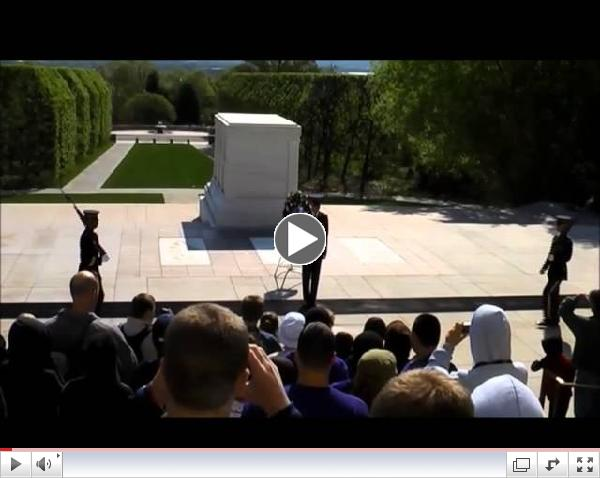 Tomb of the Unknown Soldier, produced by speaker Charlie Adams