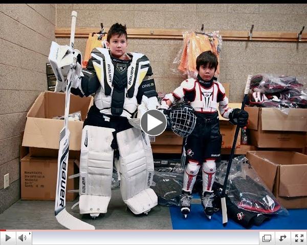 Hockey Canada Foundation: Making dreams come true