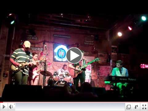 Ground Zero Blues Club - Summer 2012