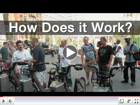 NYC Bike Share Quick Look