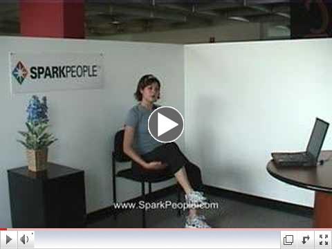 15-Minute Desk Workout
