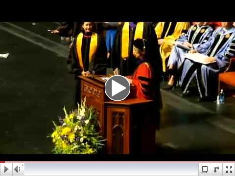 2013 NLU Undergraduate Commencement - 6.22.13