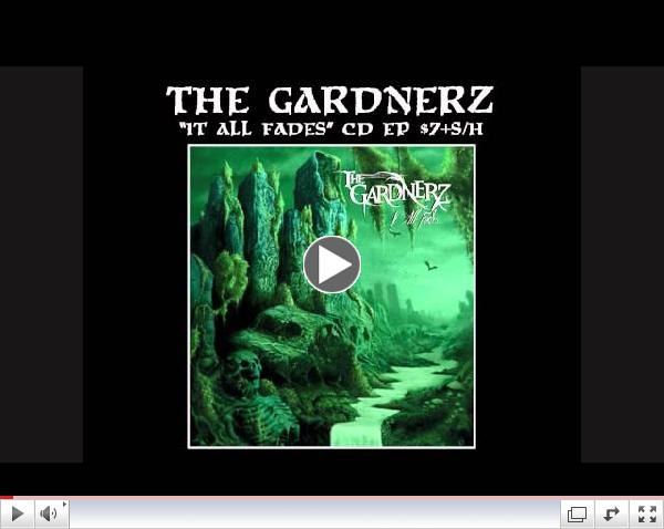 THE GARDNERZ (Sweden) - Erasing Bad Specimen (Promo Video)