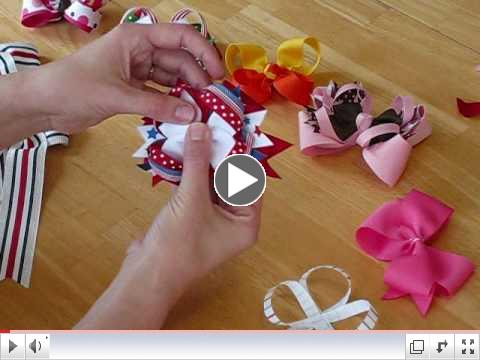 Brilliant Bowmaker Combination Techniques by Little Pink Ladybug
