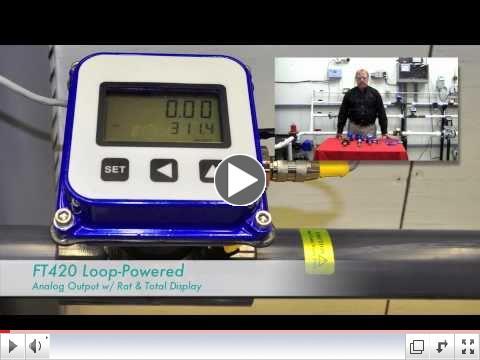 View video of Seametrics Insertion Flowmeters