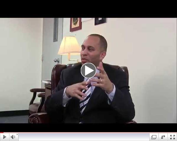 Hakeem Jeffries Interview