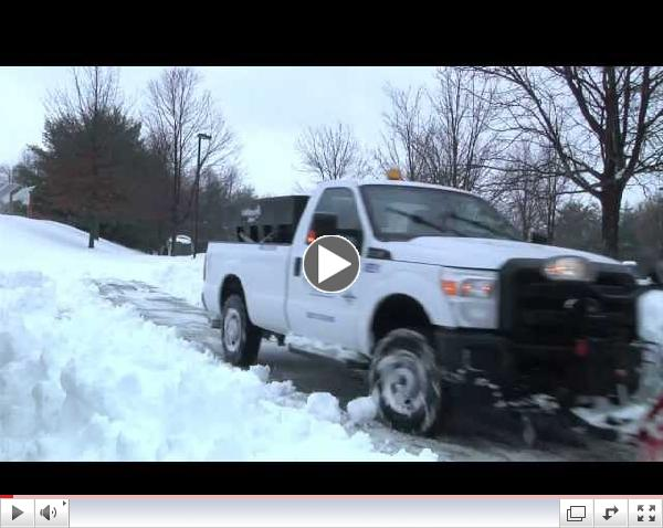 Columbia Association: Snow Removal