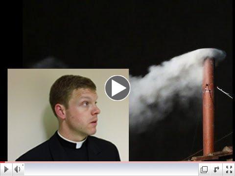 WHITE SMOKE?!