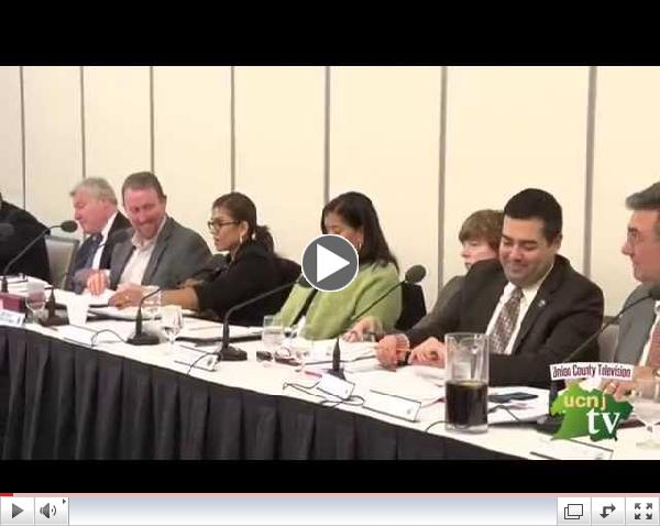 Union County - Fiscal Hearing 2015 #1 - Union County, NJ