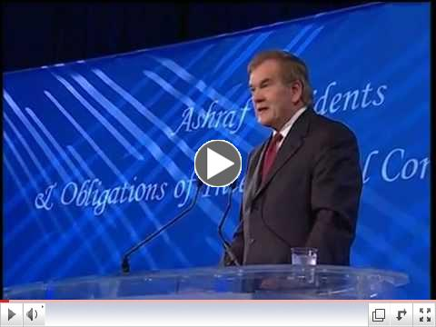 Governor Tom Ridge -- We Can't Be Silenced