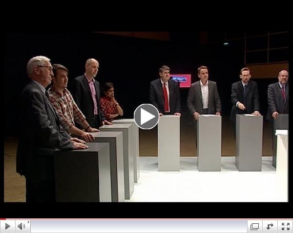 DR Debatten Why Poverty? - 14 November