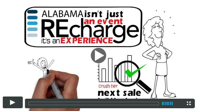 Alabama REcharge Event Coming April 19 in Birmingham!