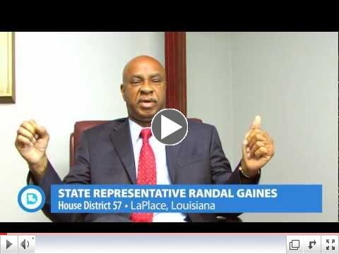 Meet Randall Gaines