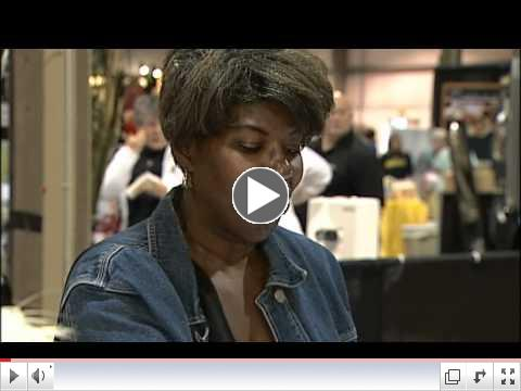 Dayton Women's Fair Preview-Dayton Book Expo at min 3:25