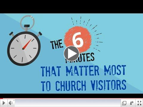 The 6 Minutes That Matter Most to Visitors