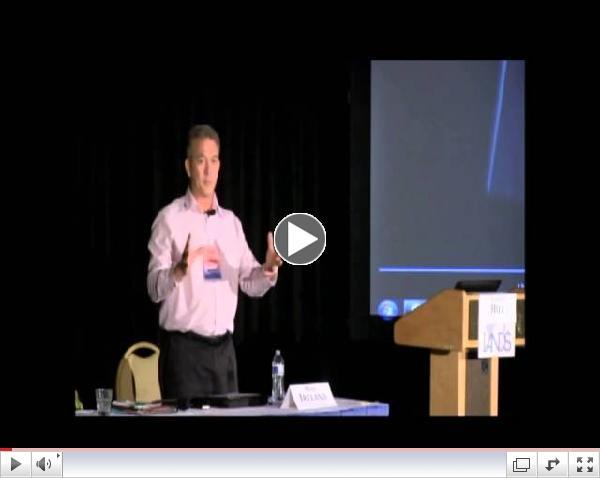 Mark Ireland at IANDS 2013