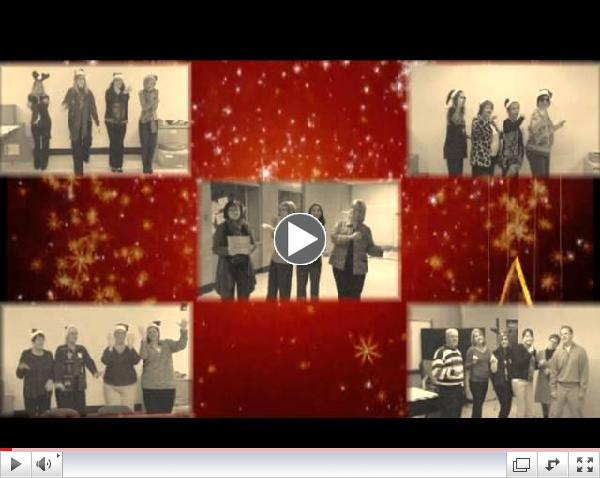 Happy Holidays 2012 - from Birdville C&I and Instructional Technology