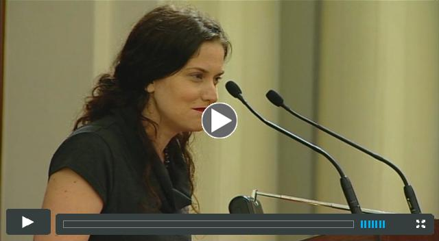 Abortion Survivor Gianna Jessen Tells Her Story.