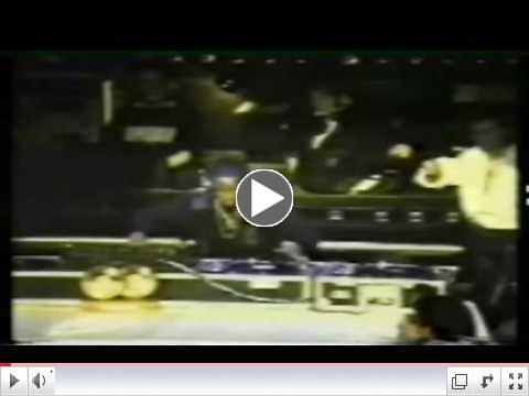 dj cheese  live 1986 DMC championships