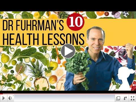 Dr. Joel Fuhrman on The Nutritarian