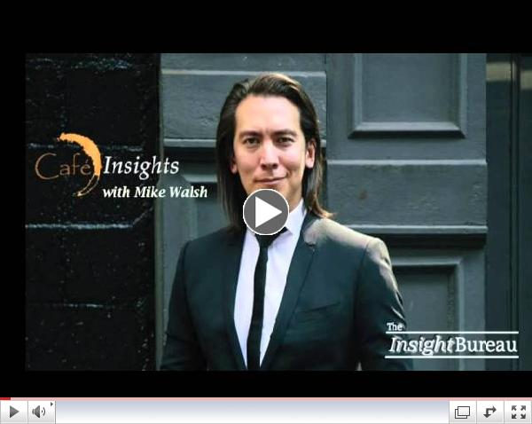 Café Insights with Mike Walsh