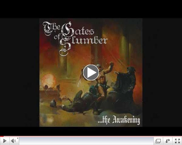THE GATES OF SLUMBER (U.S.) - Broken on the Wheel (Promo Video)