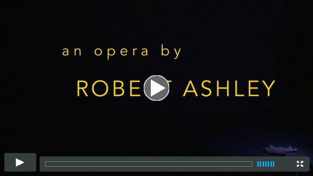 DUST - Trailer for fidget's staging of the opera by Robert Ashley