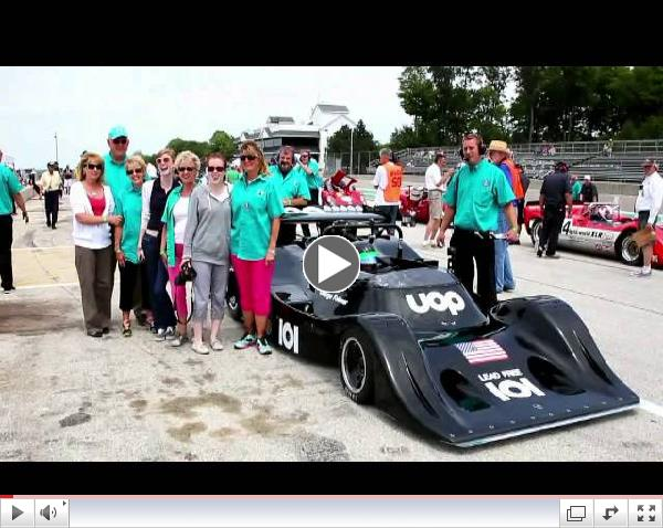 The Hawk with Brian Redman 2013 & Nationwide Insurance Concours d'Elegance