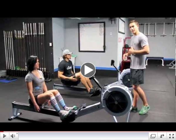 How to Get Better at Rowing and Improve Your WOD's