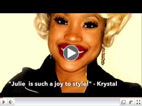Client Testimonial: Julie Fleming   Stylist: Krystal  Hubbard