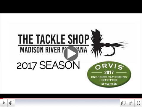 2017 Montana Fly Fishing Season in Review