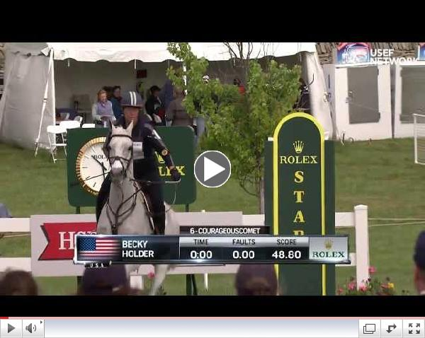 Live Rolex Kentucky Three-Day Event Coverage Begins Thursday!