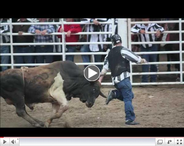 The unbelievable Angola Prison Rodeo