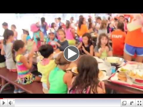 Park Shore Campers 5th Period Lunch does the Cup Song