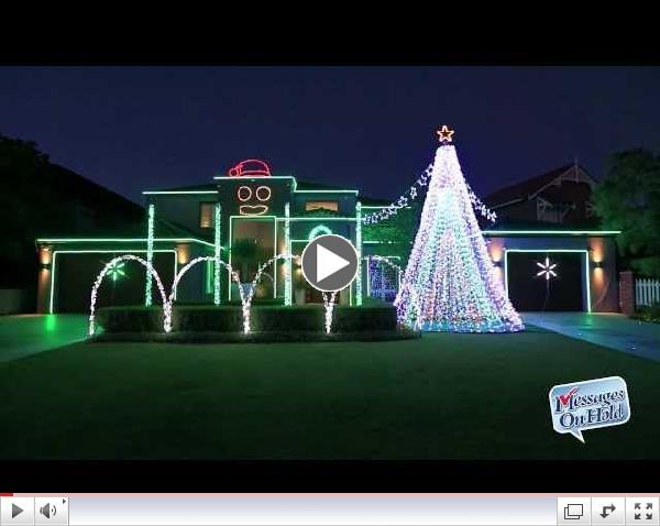 Amazing Perth Christmas Lights 2012