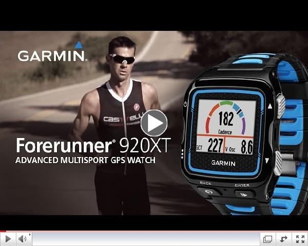 Garmin presents Forerunner 920XT: QUALIFIED
