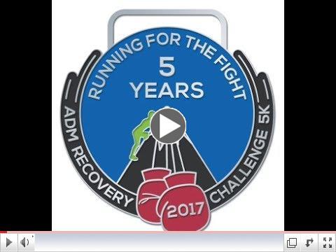 2017 ADM Recovery Challenge 5K