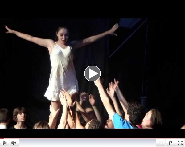 Summer Intensive 2013 Trailer - The Actors Gymnasium