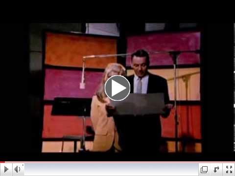 Frank Sinatra records Younger Than Springtime - 1967