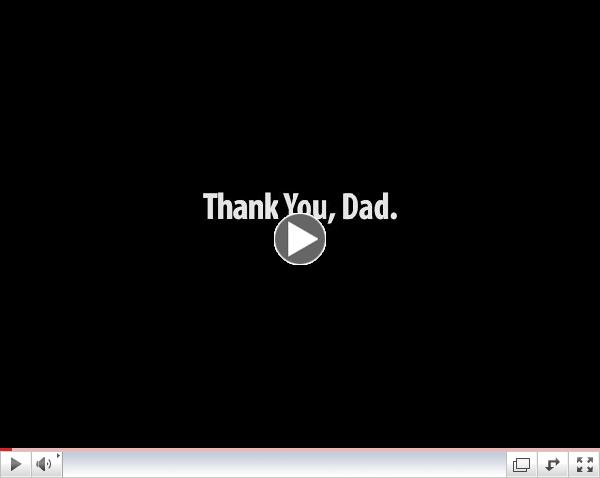 Thank you, Dad | WHY WE RIDE | #ExperienceThePassion