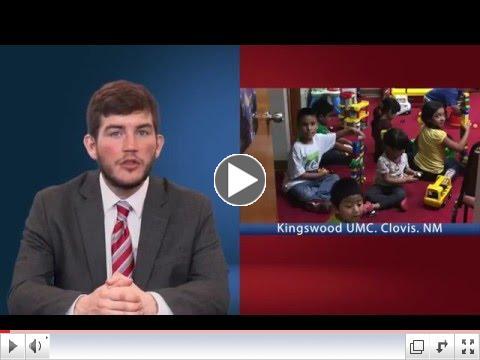 NM & NWTX Conference partner to serve Kingswood UMC Hispanic Community